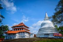 Lankatilaka Temple, Kandy, Sri Lanka
