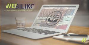 WEBILIKO, création site internet Saint-Etienne (Loire), agence web référencement