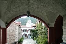 Saint David Monastery, Rovies, Greece