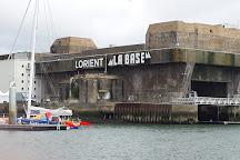 Flore Submarine base, Lorient, France