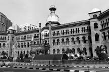 Malayan Railway Administration Building, Kuala Lumpur, Malaysia