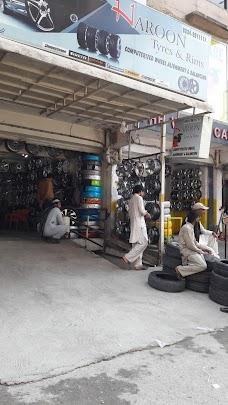 Haroon Tyres & Rims islamabad
