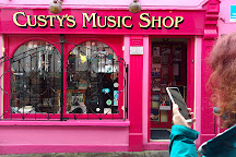 Custy's Traditional Music Shop, Ennis, Ireland