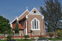 Church of St. John The Divine, Ipoh, Malaysia