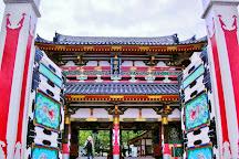 Kosanji Temple, Onomichi, Japan