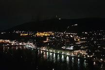 Philosopher's Walk, Heidelberg, Germany