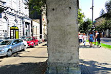 Berlin Wall Memorial, Budapest, Hungary