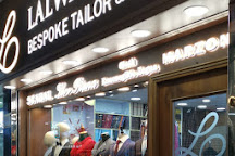 Lalwani Bespoke Tailor & Clothiers, Hong Kong, China