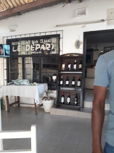 Restaurant LE DEPART