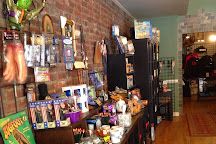 Paranormal Books and Curiosities, Asbury Park, United States
