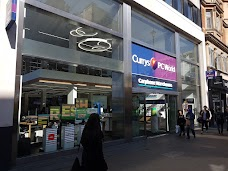 Currys PC World featuring Carphone Warehouse london