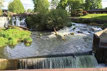 Tumwater Falls Park, Tumwater, United States