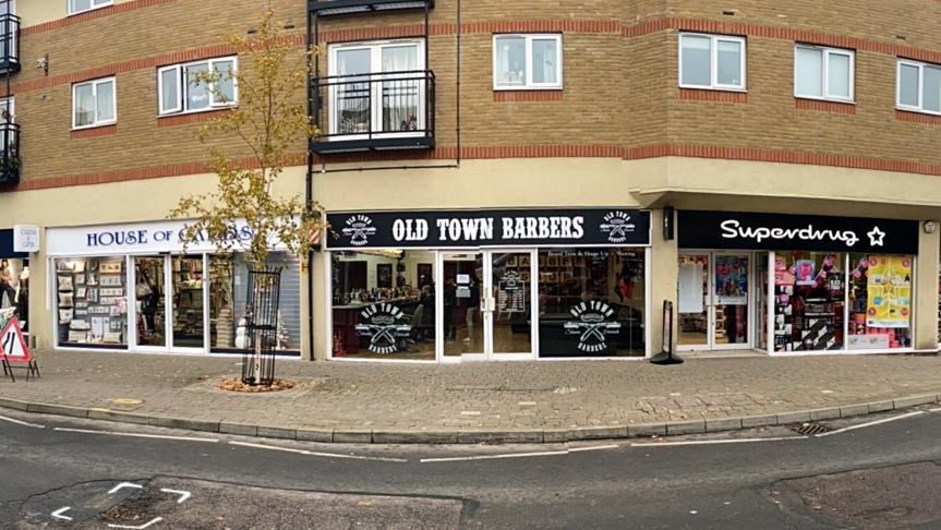 Old Town Barbers Kidlington