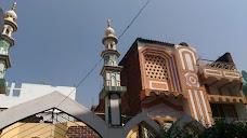 Alminar Masjid gaya