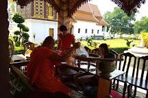 Wat Hua Khuang Temple, Nan, Thailand