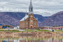 Saint Peter's Church, Cheticamp, Canada