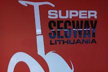 Super SEGWAY, Vilnius, Lithuania