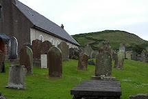 Maughold Village Church, Maughold, United Kingdom