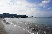 Zushi Beach, Zushi, Japan