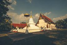 Wat Phra That Sop Waen, Chiang Kham, Thailand