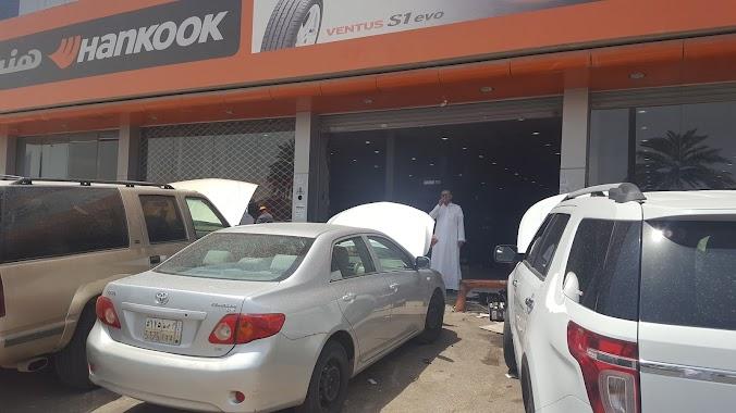 Ben Shaihoun Company Hankook Ensure Batteries Riyadh Opening