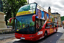 City Sightseeing Budapest Hop-On Hop-Off Tours, Budapest, Hungary