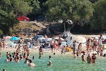 Emplisi Beach, Fiscardo, Greece
