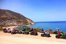 Quad Safari Peninsula, Agia Pelagia, Greece