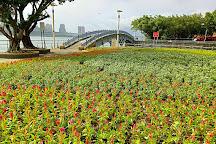 Yanping Riverside Park, Taipei, Taiwan