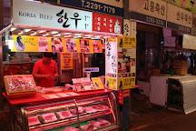 Majang Market, Seoul, South Korea