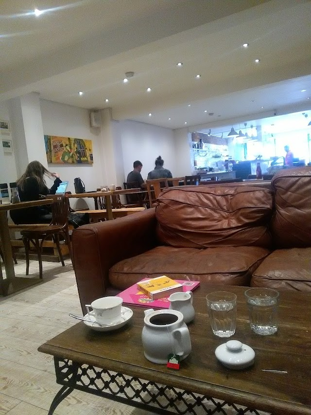 Beetroot Cafe