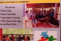 Louise Loubatieres, Siem Reap, Cambodia