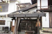 Toson Memorial Museum, Nakatsugawa, Japan