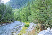 Lussier Hotsprings, Whiteswan Lake Provincial Park, Canada