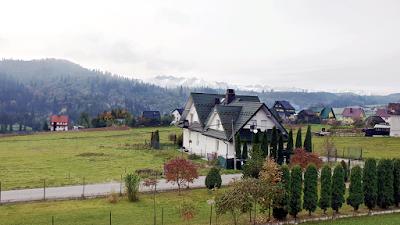 Domki Falsztyn Zielone Skałki domki w górach Pieniny