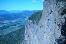 Enderby Cliffs Provincial Park, Enderby, Canada