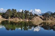 Deoria Tal Lake, Rudra Prayag, India