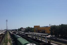 Железнодорожная станция  Atyrau