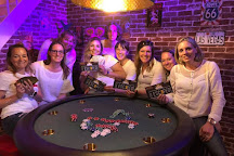 Sky High Escape Room, Almere, The Netherlands