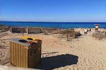 Playa Ses Platgetes, Calo de Sant Agusti, Spain