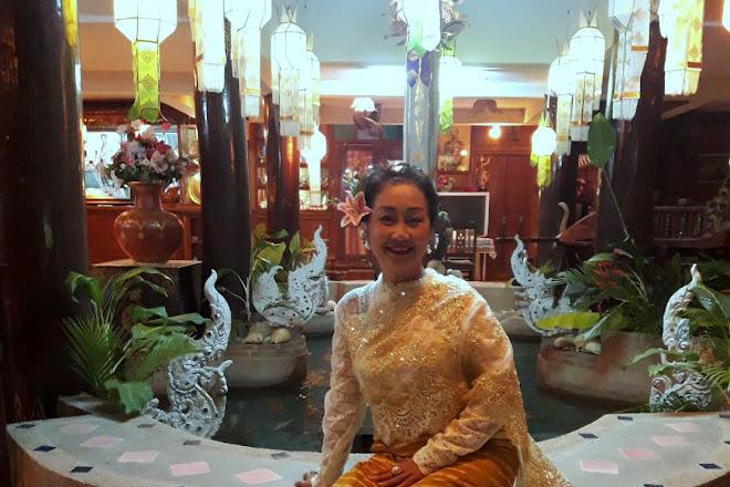Ruan Thai Cooking School, San Kamphaeng, Thailand