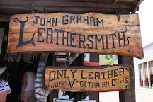 Leathersmith and Bush Gallery, Hahndorf, Australia