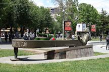 Arno Babajanyan Statue, Yerevan, Armenia