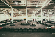 Wroclaw Racing Center - indoor karting, Wroclaw, Poland