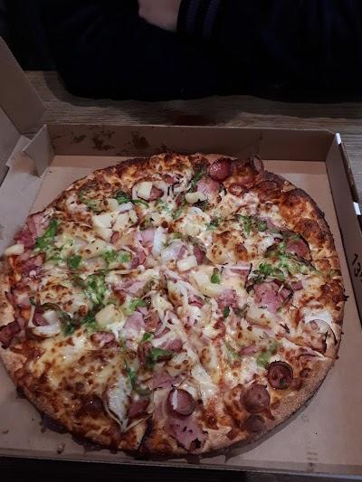 Hunter Gourmet Pizza