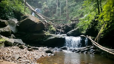 Maghebailu water falls