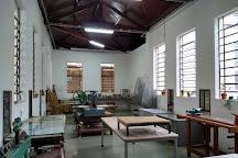 Oficina Cultural Oswald de Andrade, Sao Paulo, Brazil