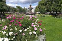 Carl Johans Park, Norrkoping, Sweden