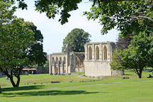 Glastonbury Abbey, Glastonbury, United Kingdom