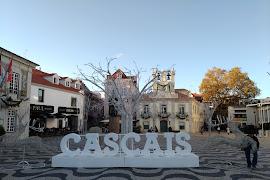 Железнодорожная станция  Cascais